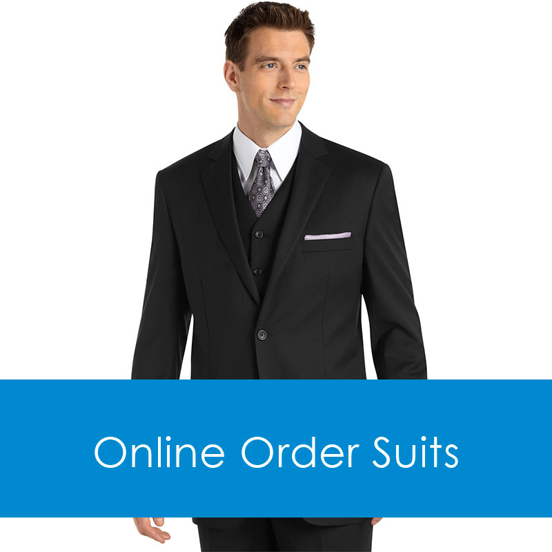 Order Suits and Shirts | Don's Custom Tailor Shop | Masschneider