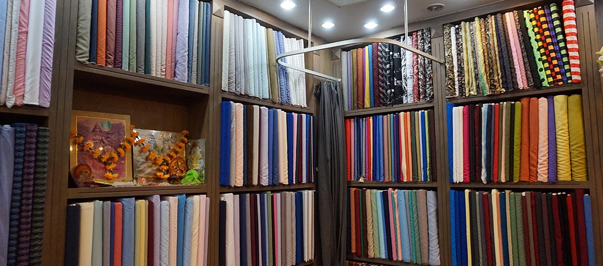 Fabrics we Use - DON's Custom Tailor