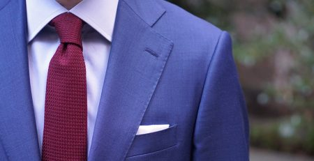 Linen Suit - How To Maintain